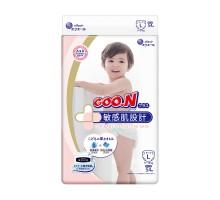Подгузники Goo.N Plus, размер L, 9-14 кг, 54 шт