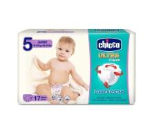 Подгузники Chicco Ultra Fit&Fun Junior, 12-25 кг, 17 шт.